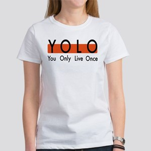 YOLO Women's T-Shirt