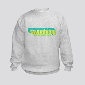 Better in the Water Kids Sweatshirt