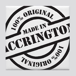 Made in Accrington Tile Coaster