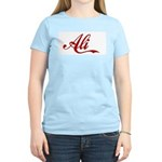 Ali name Women's Light T-Shirt