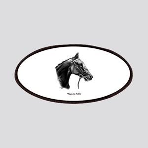 "Thoroughbred ""Vaguely Noble"" Patches"