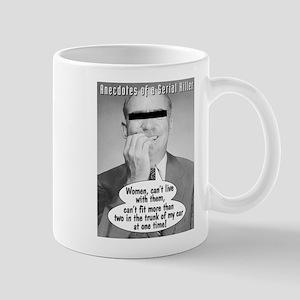 Anecdotes of a serial killer Mug