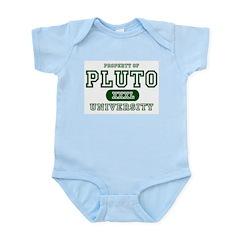 Pluto University Property Infant Bodysuit