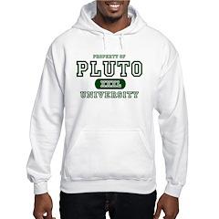 Pluto University Property Hoodie