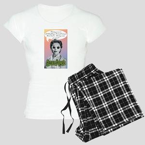 Aunt Gene's Dating Tips Women's Light Pajamas