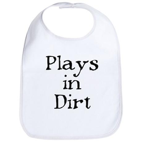 PLAYS IN DIRT Bib