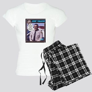 Cop Talks! Women's Light Pajamas