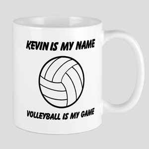 Volleyball Is My Game Mug