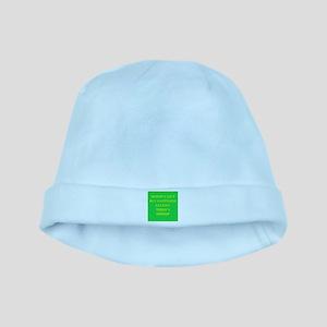 shrimp baby hat