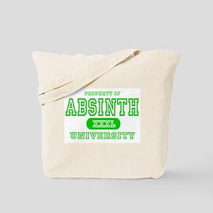 Absinth University Tote Bag