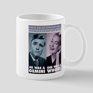 He was a Gemini Mug