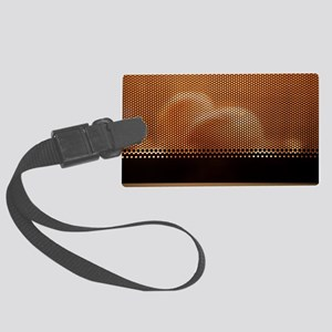 Microwave protection barrier - Large Luggage Tag