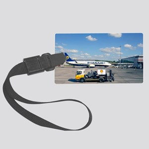 Stansted airport - Large Luggage Tag