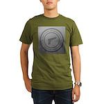 The Right To Bear Arms Organic Men's T-Shirt (dark