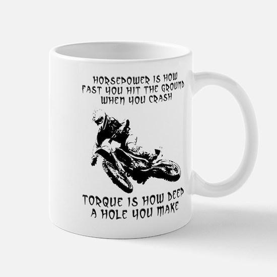 Horsepower versus vs. Torque Dirt Bike Motocross M