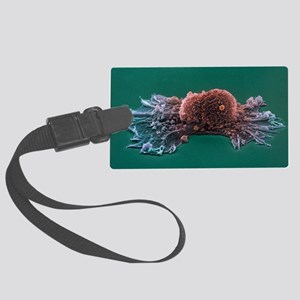 Ovarian cancer cell, SEM - Large Luggage Tag