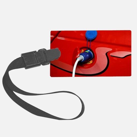 Electric car - Luggage Tag