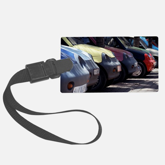 Electric cars - Luggage Tag