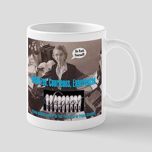 Organized, curtious, experienced Mug