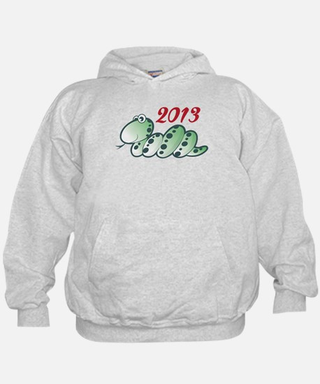 2013 - YEAR OF THE SNAKE Hoodie