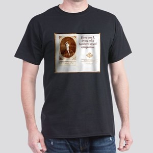 Here Am I Dying - Alexander Pope T-Shirt