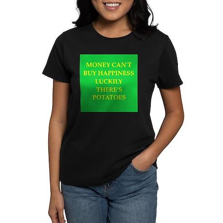 potato Women's Dark T-Shirt