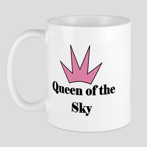 Queen of the Sky (pink) Mug
