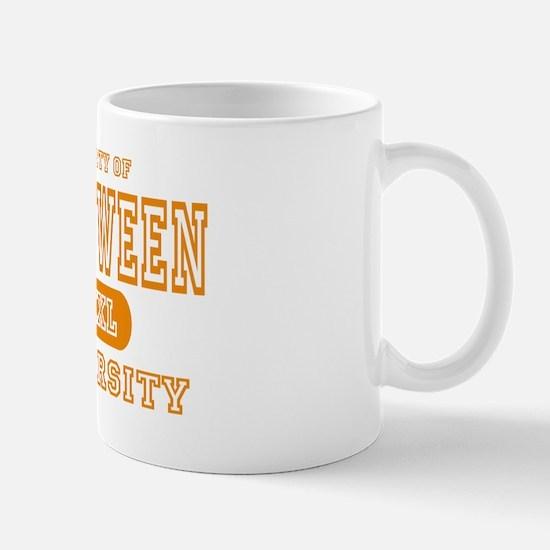 Halloween University Mug