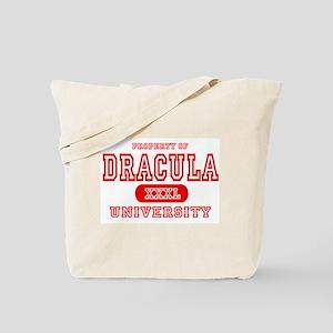 Dracula University Vampire Tote Bag