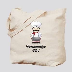 Personalized French Chef Tote Bag