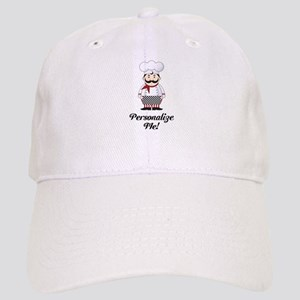 Personalized French Chef Cap