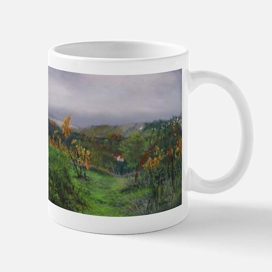 Vineyard Path Mug