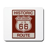Oro Grande Route 66 Mousepad