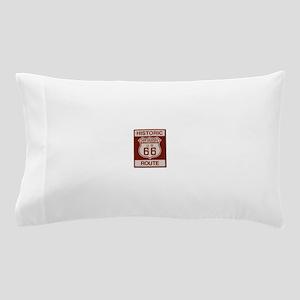 Oro Grande Route 66 Pillow Case