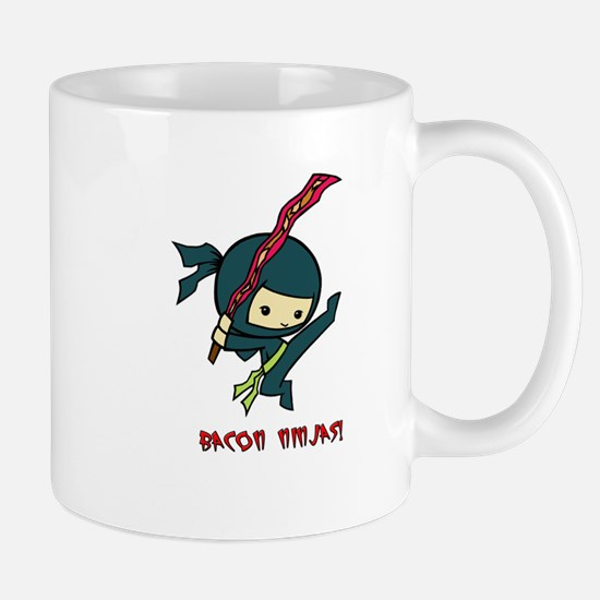 Bacon Ninjas Mug