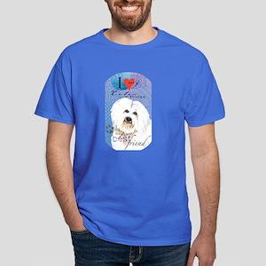 Coton de Tulear Dark T-Shirt