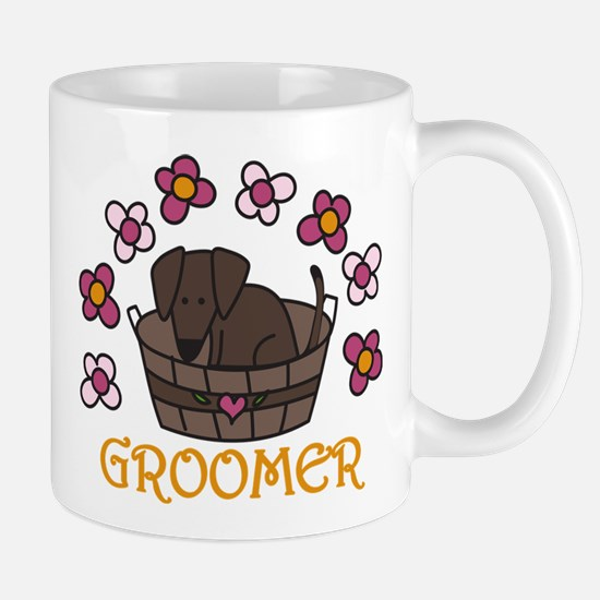 Groomer Mug