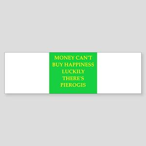 pierogi Sticker (Bumper)