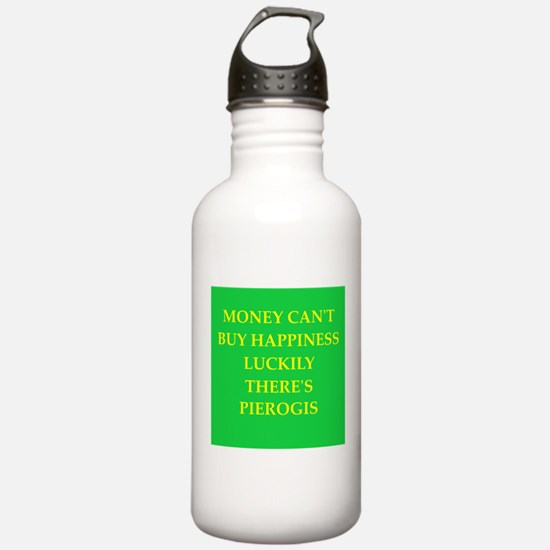 pierogi Water Bottle