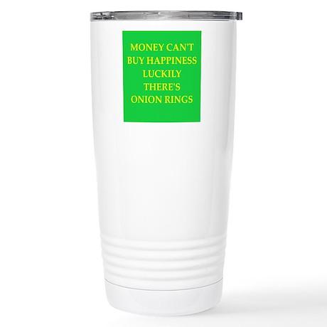 onion Stainless Steel Travel Mug