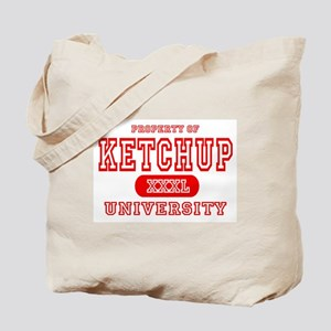 Ketchup University Catsup Tote Bag