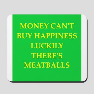 meatballs Mousepad