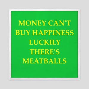 meatballs Queen Duvet