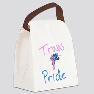 Transgender Canvas Lunch Bag