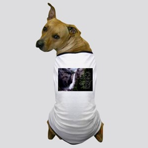 There Then He Sat - Herman Melville Dog T-Shirt