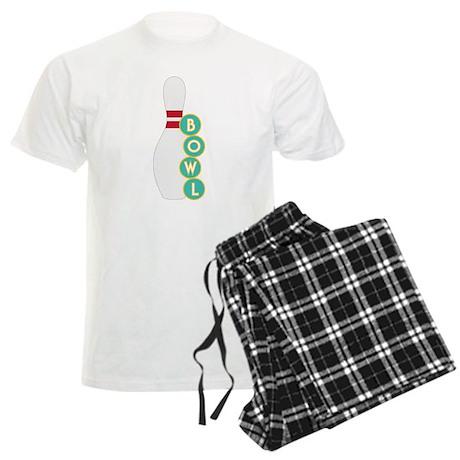 Bowl Men's Light Pajamas