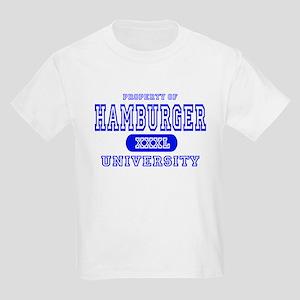 Hamburger University Kids T-Shirt