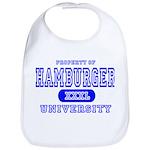 Hamburger University Bib