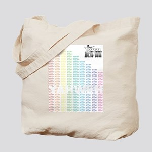 Rainbow YHWH Tote Bag