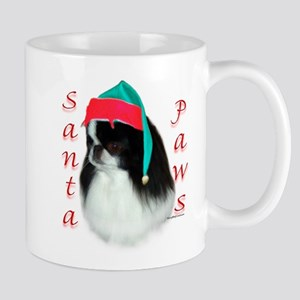 Santa Paws Japanese Chin Mug